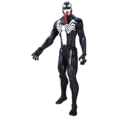 Spider-Man Marvel Titan Hero Series Villains - Figura de Venom