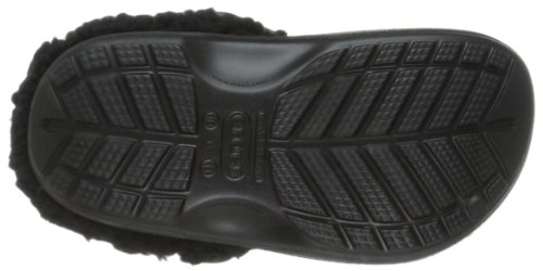Crocs Blitzen Ii Clog K, Sabots Mixte Enfant Noir - nero (Black/Black)