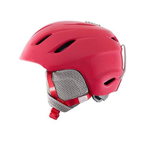 TZQ Kinder/Kinder/Kinder Urban Skate Helm Ideal Für Skateboard Bike BMX Und Stunt Scooter Alter Guide 3-8 Jahre Jungen/Mädchen,Pink-55~59cm -