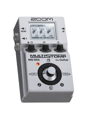 Zoom MS-50G Effetto