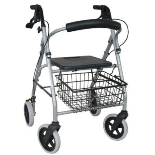 Drive Medical Rollator Gigo aus Aluminium, mit Kor...