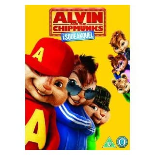 Alvin And The Chipmunks 2 - The Squeakquel [DVD]