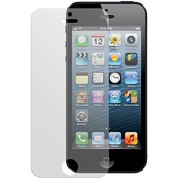 Dipos Antireflex Displayschutzfolie für Apple iPhone 5 / 5S / 5C - passend auch für das neue iPhone 5 S und 5 C