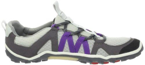 Vivobarefoot Breatho W, Damen Laufschuhe Grau (Grey/Purple)
