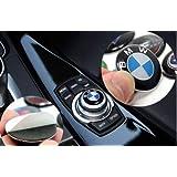 DJR PRIME 29 mm BMW Multimedia Control Badge Alloy Sticker for BMW M 1 3 5 x1 x3 x5 x6 GT