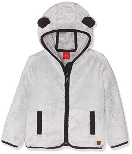 s.Oliver Baby-Jungen Sweatshirt 56899430725, Grau (Grey Two Tone 94B1), 68