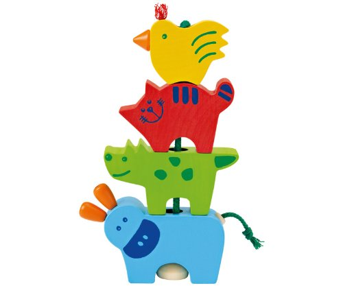 Selecta Spielzeug 1459 - Die lustigen Stadtmusikanten
