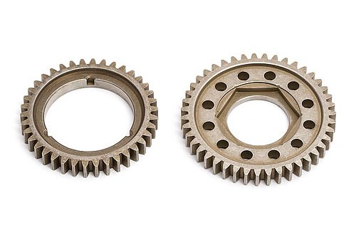 2-Speed Main Gears