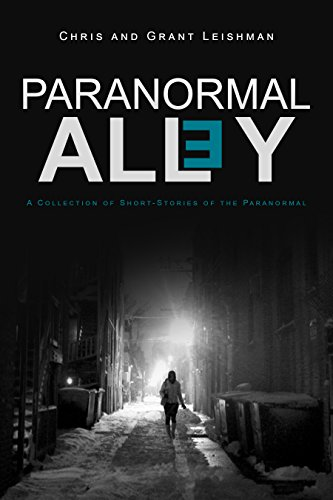 free kindle book Paranormal Alley: A Collection of Short-Stories of the Paranormal and Horror