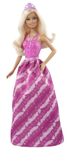 (Mattel Barbie X9440 - Party Prinzessin, pink, Puppe)