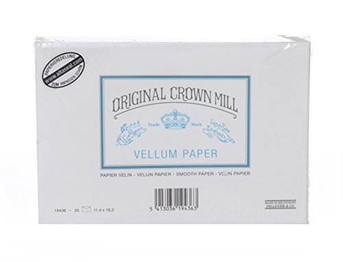original-crown-mill-classic-line-c6-vellum-smooth-envelope-white-pack-of-25