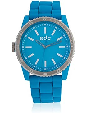 Esprit EE100922007 edc Damenuhr rubber starlet cool turquoise türkis Silikon 30m Analog Uhr