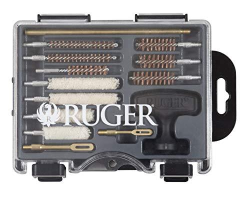Ruger Compact Pistolen Reinigungsset, in Ledersäckchen.357, 9mm.40White Decal Oregano & calibers -