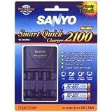 Sanyo NC-MQR02 RAPIDO Bleu