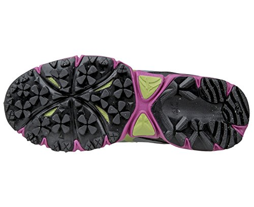 Mizuno Wave Mujin Donna Scarpe Da Corsa Trail Viola