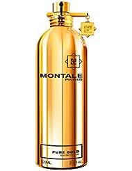 Montale Pure Gold de Montale Eau De Parfum Vaporisateur 100 Ml / 100 Ml Pour Homme