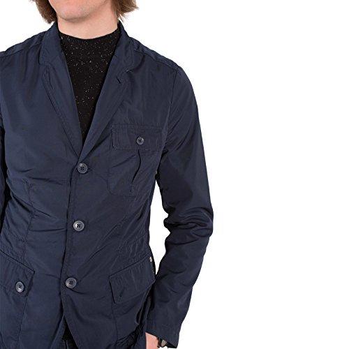 SAWYERS + HENDRICKS -  Blazer  - Blazer - Uomo Blu