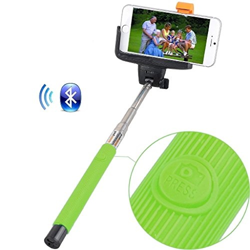 Remote Camera selfie Stick (verde) Rivero senza