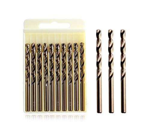 1-13Mm HSS Cobalt Spiralbohrer M35 Metallschneider Für Edelstahl Kupfer, Aluminium, Zink-Legierung