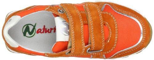 Naturino 2006913029114, Baskets mode garçon Orange (Arancio 9114.90)