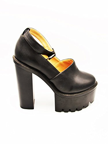 Nude Diana Black, 38, Black - Scarpe con tacco - Martina Gabriele shoes