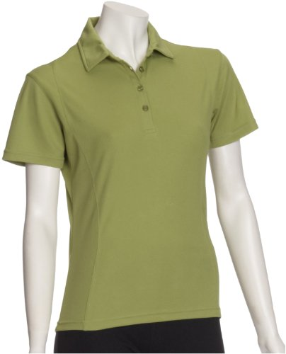 Northland Damen Cooldry Tea L's Polo-Shirt, Bamboo, 40 -