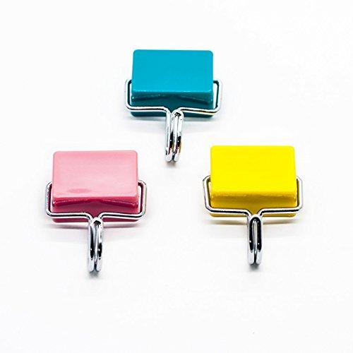 JLERU multiuso magnetico per frigorifero ganci appendiabiti