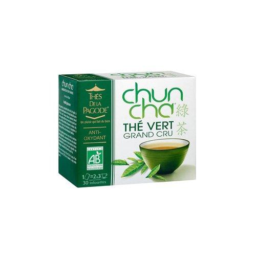 Thes De La Pagode - Healthy Teas - Chun Cha - 60g (Case of 20)