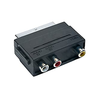 Avalva 0280 signal Adapter, Black