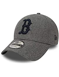 854f2ab531dd New Era Casquette 9FORTY Winter Utility Melton Boston Red Sox Gris
