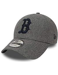 A NEW ERA Gorra de béisbol 9FORTY Winter Utility Melton Boston Red Sox Gris bc8f9351d77
