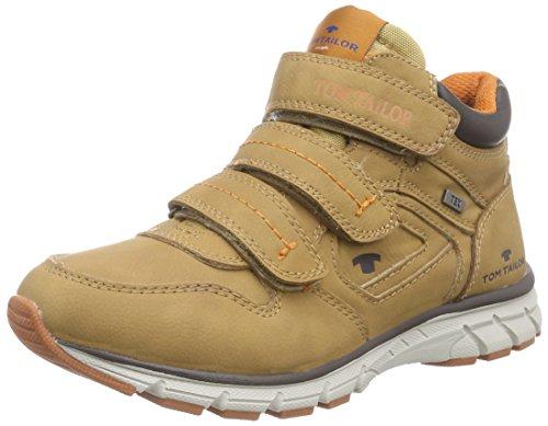 TOM TAILOR KidsTom Tailor Kinderschuhe - Sneaker Ragazzo , Marrone (Braun (Camel)), 40
