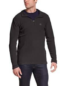 Oxbow Sidon Sweatshirt zippe homme Noir FR : S (Taille Fabricant : S)