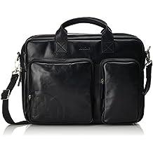 d02af2979b530 Strellson Jones soft-briefcase 4010000121 Herren Henkeltaschen 40x29x10 cm  (B x H x T