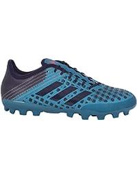 adidas - Zapatillas de Rugby para Hombre Azul Azul