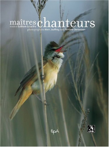 Maîtres chanteurs (1CD audio) par Alain Jouffray, Fernand Deroussen