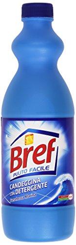 Bref - Candeggina con Detergente, Freschezza Marina - 1000 ml