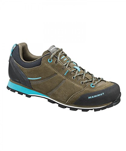 Mammut Wall Guide Low Women (Backpacking/Hiking Footwear (Low)) flint-light pacific