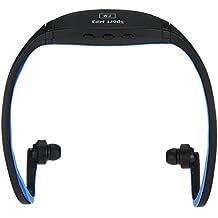 Andoer® Reproductor de Música Digital Compacto Doble Canal MP3 Deportivo 8GB con Función FM Auriculares