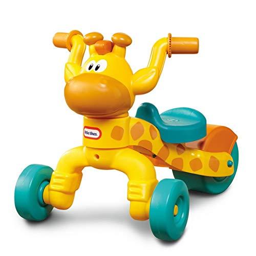 Veicoli a spinta e ruote Automobile di Torsione dei Bambini Bicicletta della Giraffa Triciclo All'aperto dei Bambini Fare Un Passo Torcere Il Giocattolo dell'automobile Materiale del PVC di Stile del