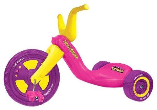 The Original Big Wheel 11 Girls Junior Racer by The Original Big Wheel