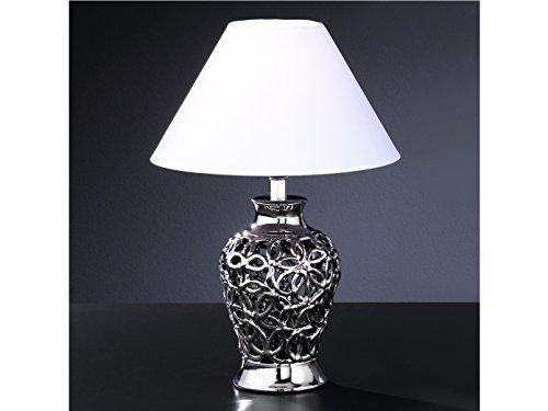 Honsel Leuchten Tischleuchte Coco 90181 (Hoch Tischlampe)