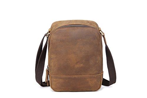 Meoaeo Eine Neue Single Shoulder Bag Satchel Bag Stil Für Männer Und Frauen Khaki