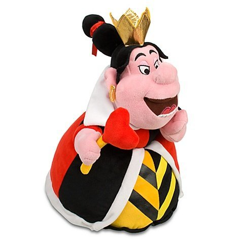 Disney, Alice im Wunderland , Königin der Herzen Plüsch-weiche Puppe - 14 ''