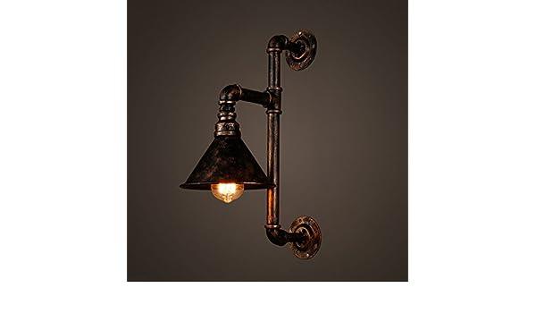 Qqb luce esterna applique vintage industriale accessori vintage
