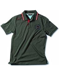 GSG - Polo de golf para hombre, tamaño S, color oliva