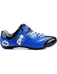 TXJ® Unisexo Zapatos de Bicicleta de Carretera (Elija un Tamaño Más Grande ...