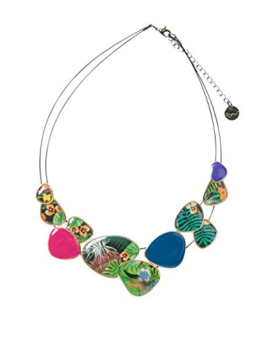 Desigual Damen-Kragen Halskette - 18SAGO694001U (Kragen-halskette Damen)