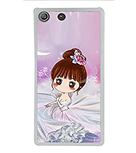 ifasho Designer Phone Back Case Cover Sony Xperia M5 Dual :: Sony Xperia M5 E5633 E5643 E5663 ( Green Black Design Pattern )
