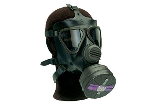 Bundeswehr ABC Schutzmaske M65 mit Filter neuwertig Gasmaske ABC-Ausrüstung